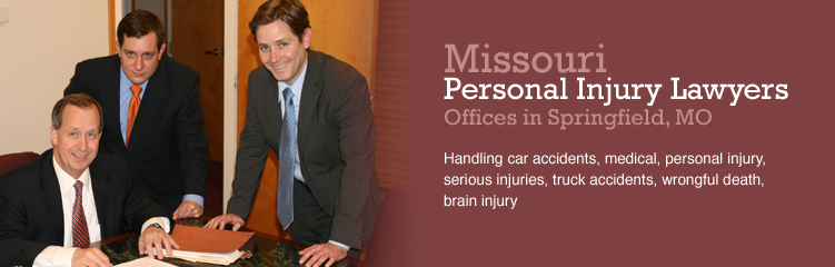 Missouri Personal Injury Lawyers